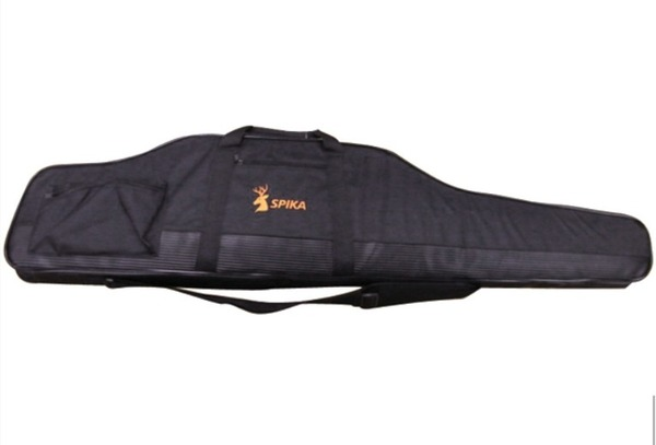 Spika Premium Gun Firearm Rifle Bag 50 Inch Black