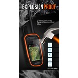 Garmin Alpha 100 Shatterproof Glass Screen Protector