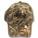 Buck Knives Cap Camo Realtree APG Hunting Shooting