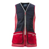 Beretta Silver Pigeon Shooting Vest Red and Blue