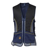 Beretta Silver Pigeon Shooting Trap Vest Blue Navy