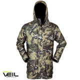 Hunters Element All Rounder Hunting Jacket VEIL Camo Waterproof Windproof