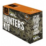 Hunters Element Concealed Kit Box Kids Veil Camo Hunting Clothing