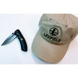 Leupold Cap and Knife Combo $90 Value!