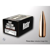 NOSLER 7MM 168GR HPBT CUSTOM COMP 250PK