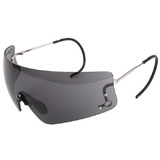 Beretta Shooting Hunting Eye Protective Shields Smoke With Case