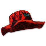 Ridgeline Sable Airflow Bush Hat Blaze Camo
