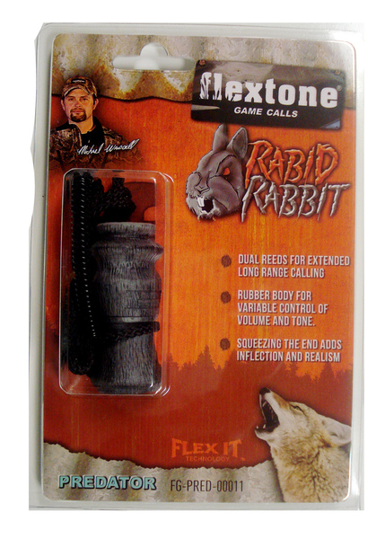 Flextone Predator Game Call Rabid Rabbit