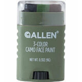 Allen Camo Face Paint Stick 3 Colour