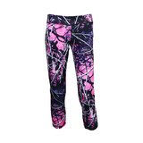 Muddy Girl Camo Athletic Tights Leggings
