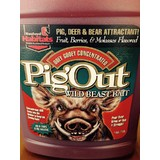Pig Out Wild Beast Bait - Hog & Deer Attractant