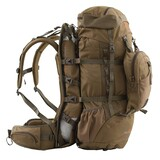 Alps Outdoorz Commander X + Pack Hunting Pack Coyote Brown
