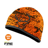 Hunters Element Crucial Hunting Beanie Fire Deception Camo