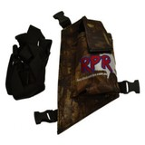 RPR GPS/UHF Canvas Holster Single Camo Hunting Supplies