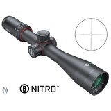 BUSHNELL NITRO 3-12X44 30MM SFP DEPLOY MOA RIFLE SCOPE