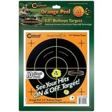 Caldwell Orange Peel Shooting Targets 5.5 Inch Bullseye 10 Pack
