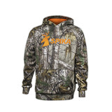 Spika Go Hoodie Camo and Orange
