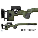 GRS BIFROST RIFLE STOCK HOWA SA GREEN
