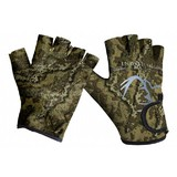 Hunters Element Soft Touch Fingerless Hunting Shooting Gloves VEIL Camo