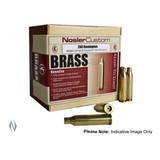 NOSLER CUSTOM BRASS 308 WIN 50PK