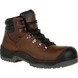 Rocky Worksmart Composite Toe Waterproof Work Boot Black