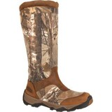 Rocky Retraction Waterproof Side-Zip Snake Boot