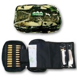 Ridgeline Belt Pouch with Bullet Storage Buffalo Camo