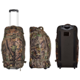 Ridgeline GRUNT WHEELIE BAG NATURE GREEN CAMO