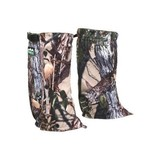 Ridgeline Fleece Gaiters Buffalo Camo Hunting Shooting Hiking