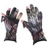 Ridgeline Trigger Shooting Gloves Buffalo Camo
