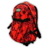 Ridgeline Gun Slinga Rifle Back Pack Blaze Orange Camo
