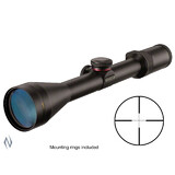SIMMONS 44 MAG 3-10X44 TRUPLEX RIFLE SCOPE