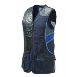 Beretta Sporting Shooting Vest Blue Total Eclipse
