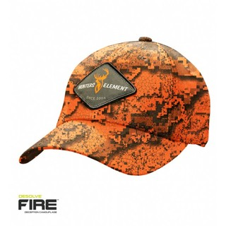 Hunters Element Legacy Hunting Cap Desolve Fire