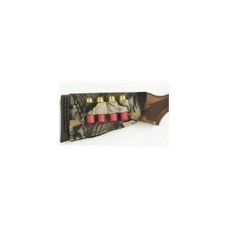Allen Shotgun Camo Stock Cover Shell Holder