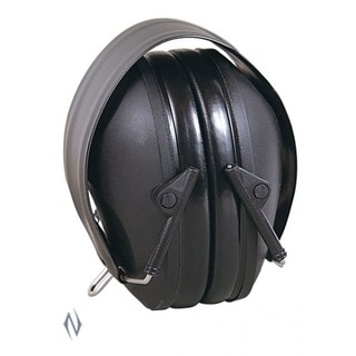 Allen Low Profile Shooters Ear Muffs Hearing Protection