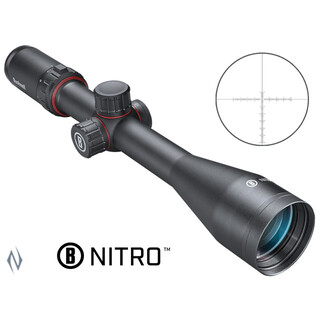 BUSHNELL NITRO 6-24X50 30MM SFP DEPLOY MOA RIFLE SCOPE