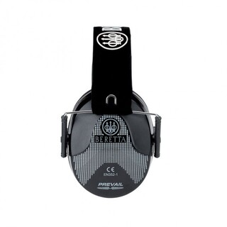 Beretta Prevail Low Profile Shooting Ear Muffs Black