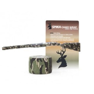Spika Hunting Gun Camo Wrap High Country