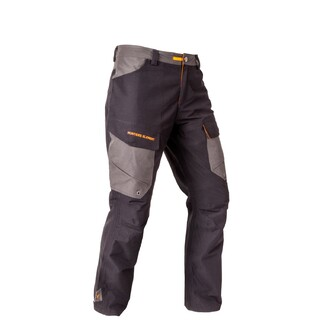 Hunters Element Slide Trouser Black/Grey Waterproof