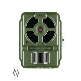 PRIMOS PROOF CAM 01 12MP OD GREEN LOW GLOW LED TRAIL CAMERA