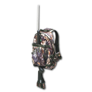 Ridgeline Gun Slinga Rifle Back Pack Buffalo Camo