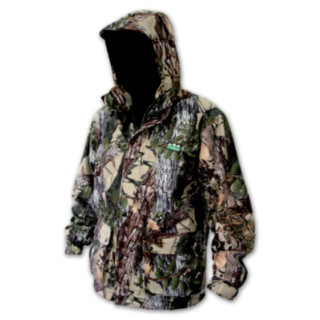 Ridgeline Mallard Waterproof Hunting Jacket Buffalo Camo L