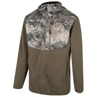 RIDGELINE ASCENT HALF SHELL JACKET  EXCAPE CAMO/BEECH