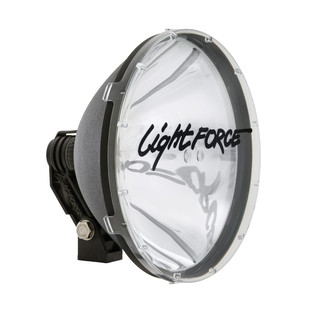 Lightforce Remote Mount 240 BLITZ 9 With Clear Filter